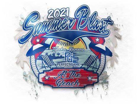 2021 PG Softball Summer Blast at the Beach 5GG